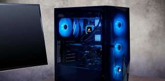 Corsair Carbide build pc gaming full AMD 1440p 1200 euro maggio 2020