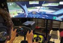 Valentino Rossi Assetto Corsa Competizione All Stars Racing Night