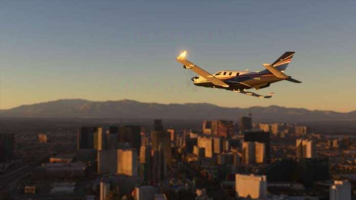 Microsoft Flight Simulator 9
