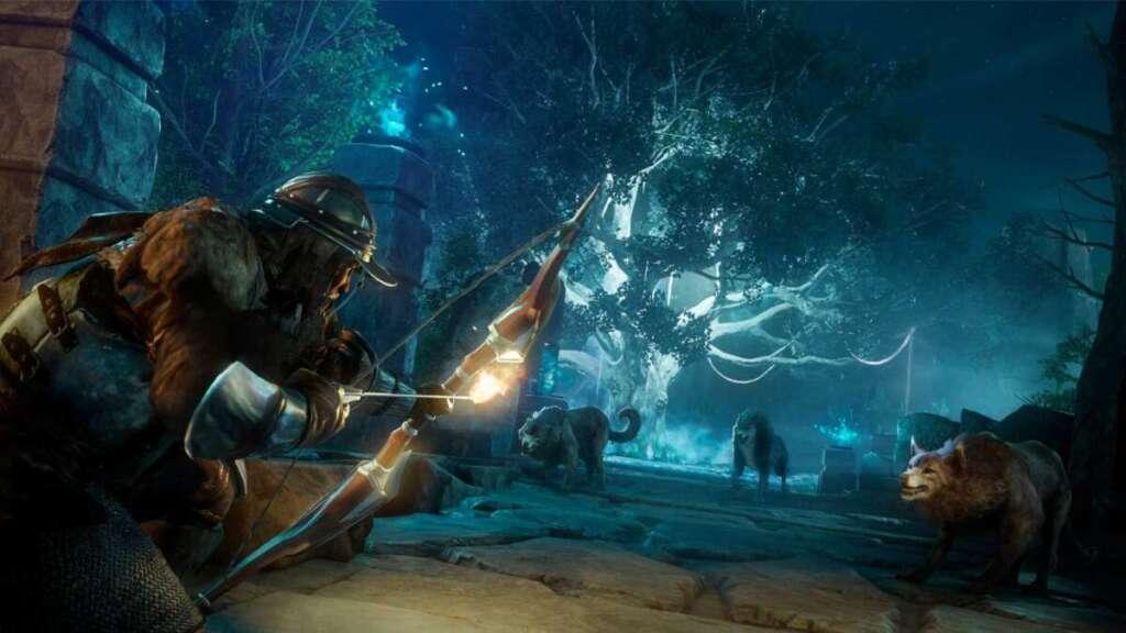 New World Amazon Games 2
