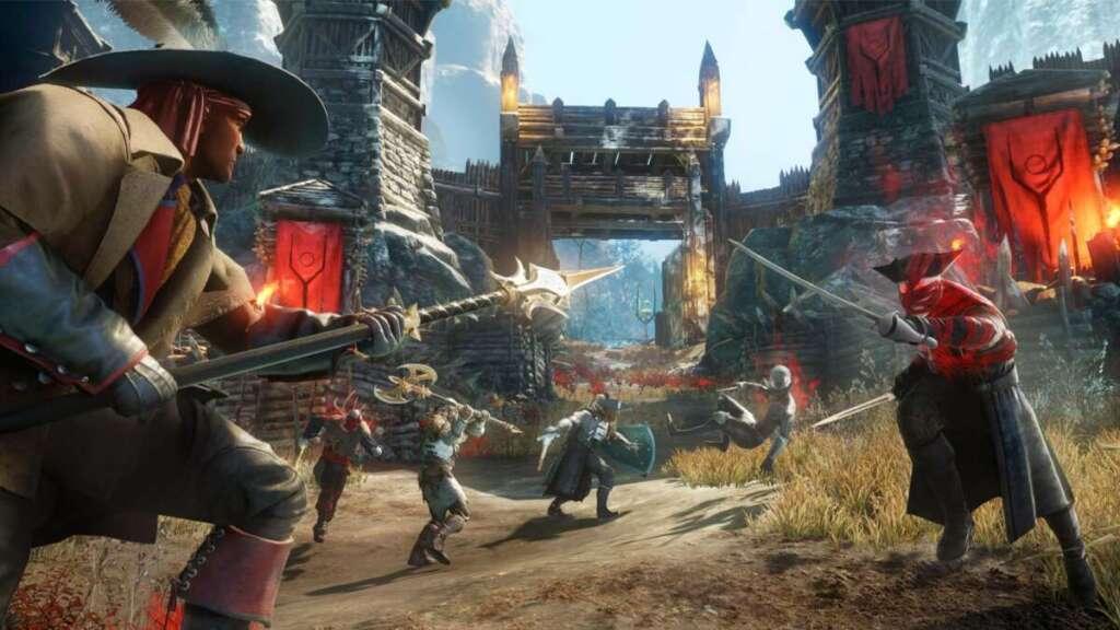 New World Amazon Games 8