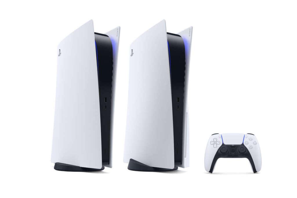 PlayStation 5 e PlayStation 5 Digital Edition 2