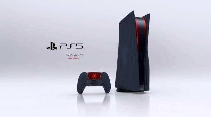PlayStation 5 Spider-Man Miles Morales Bosslogic 1