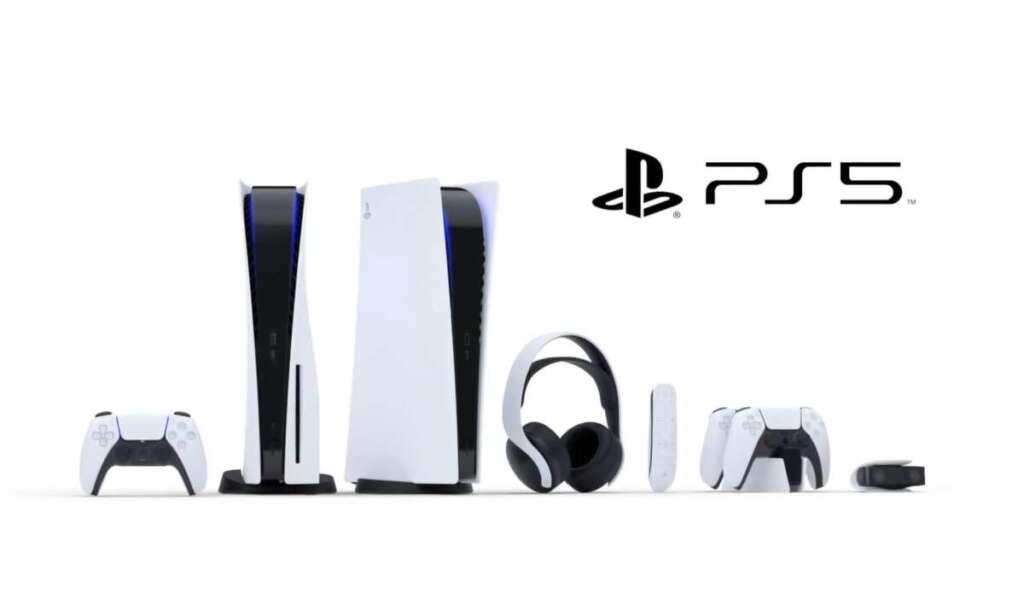 PlayStation 5 e accessori ecco com'è fatta - 1