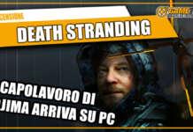 Death Stranding PC Recensione Gametime Cover