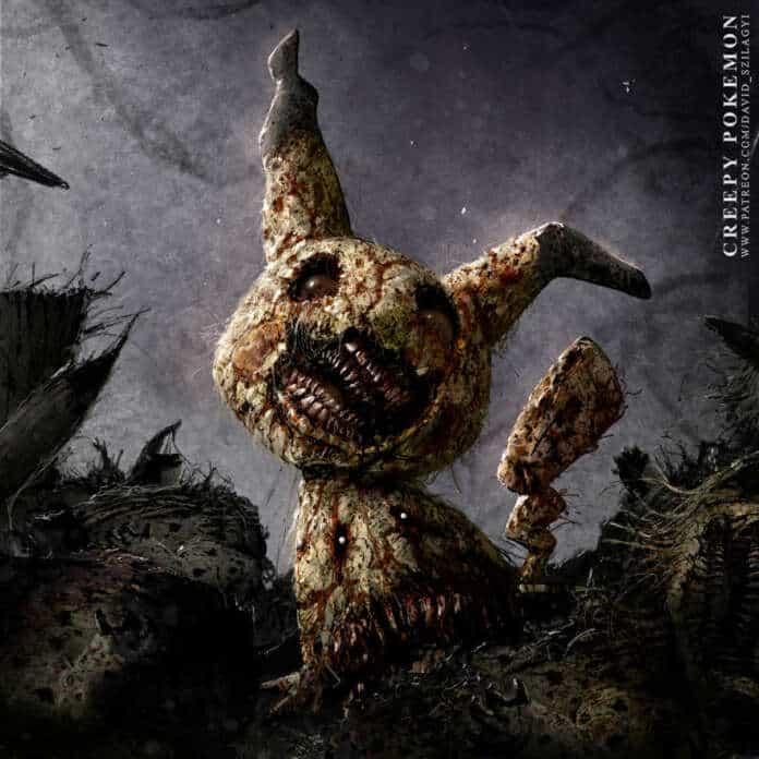 pokémon horror