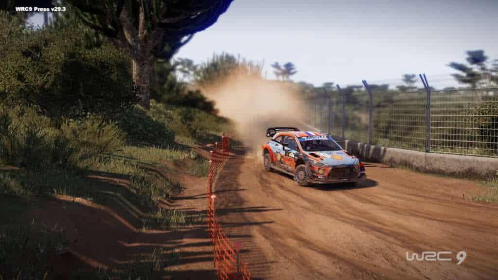 WRC9 2