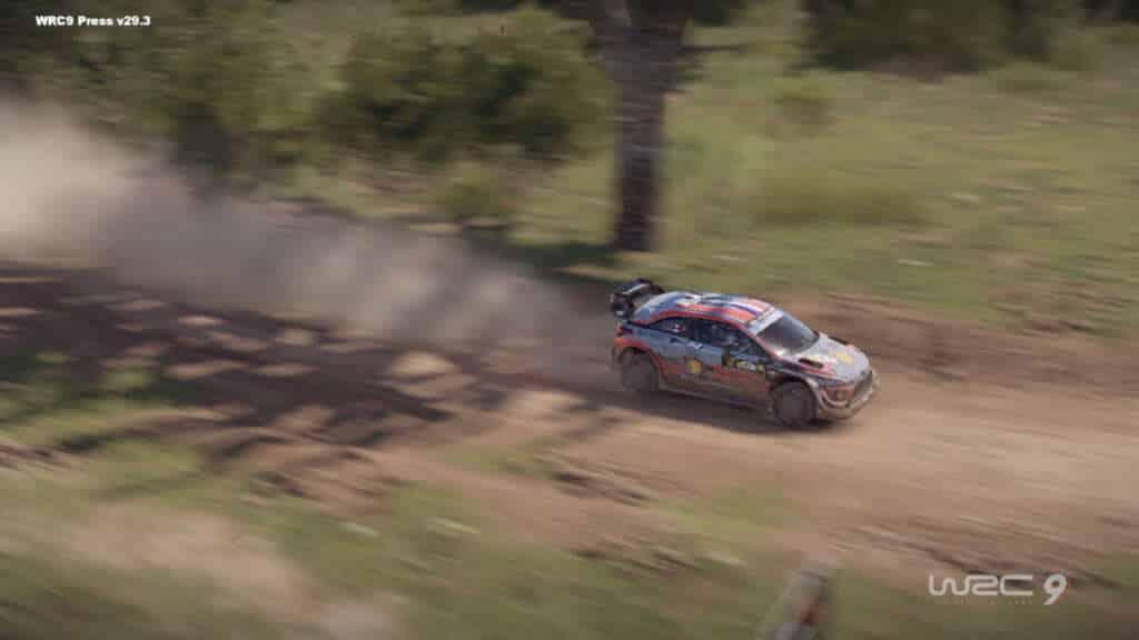 WRC9 3A