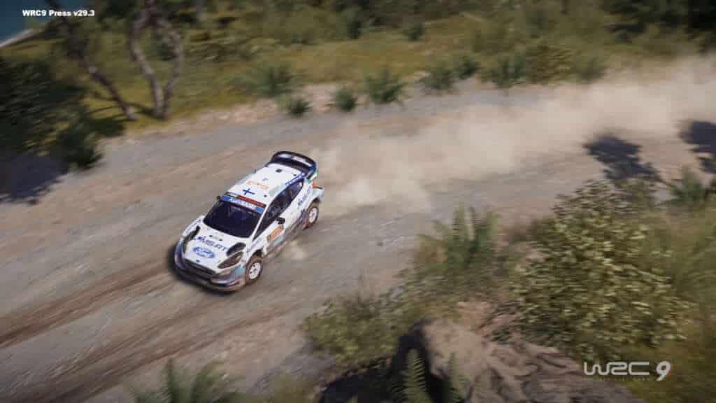 WRC9 2A