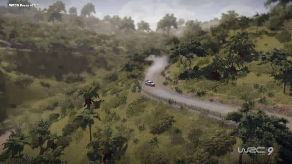WRC9 1A