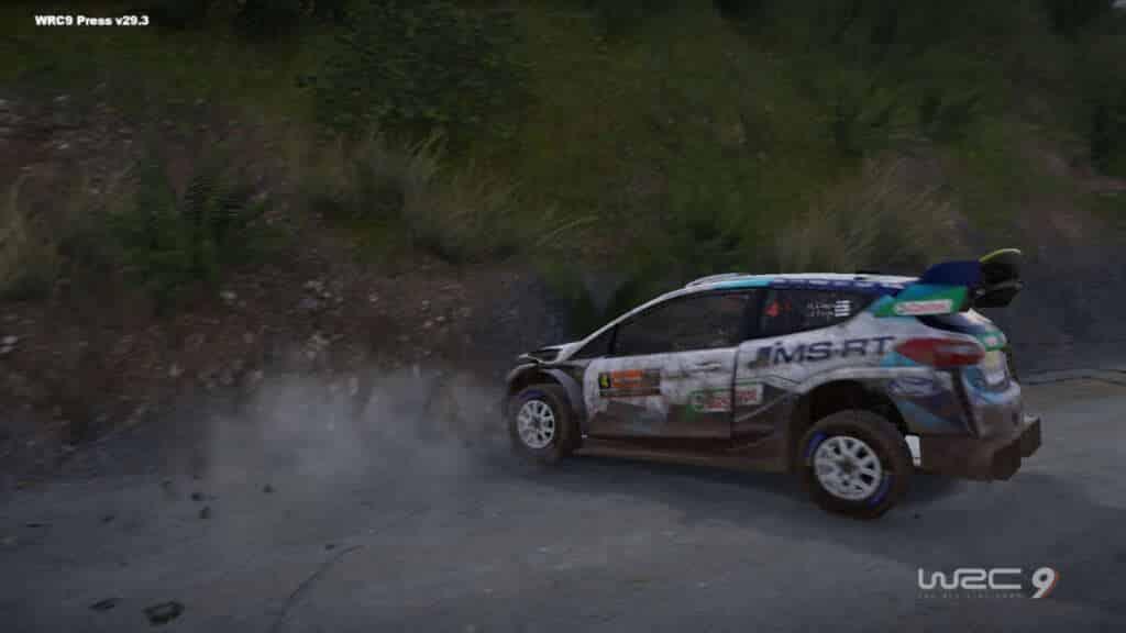 WRC9 3