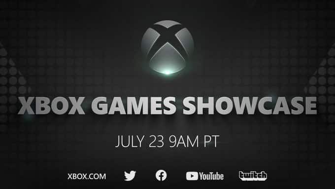 Xbox Games Showcase Xbox Series X