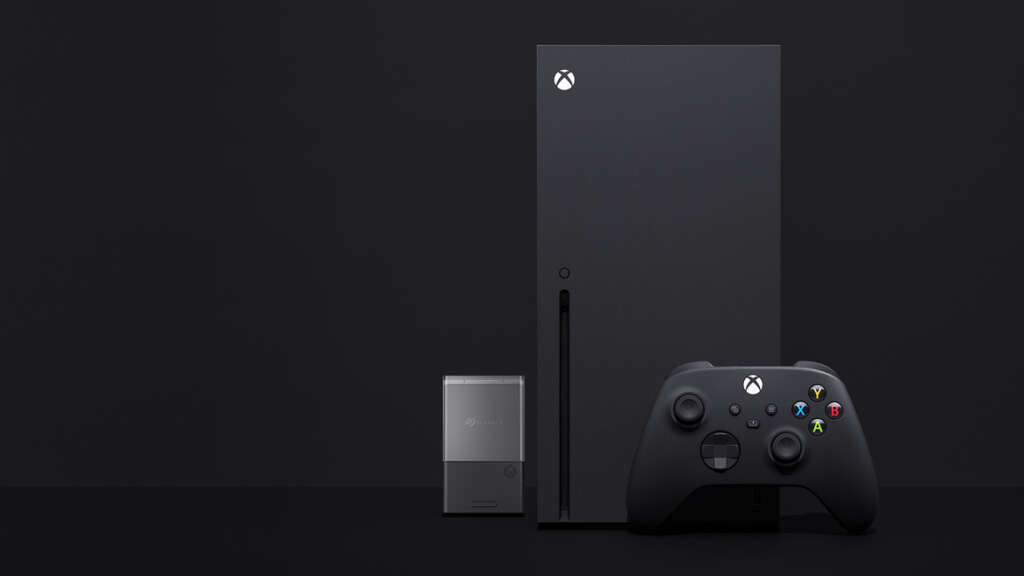 Xbox Series X Memory Card 1