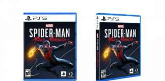 spider-man miles morales box art playstation 5