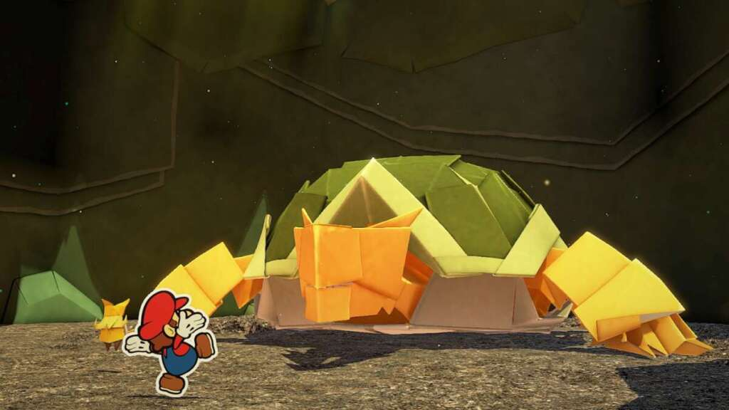 Paper Mario: The Origami King 2