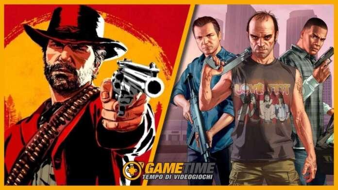 Rockstar Games gta red dead redemption