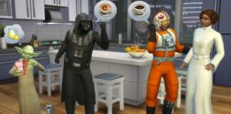 The Sims 4 Star Wars