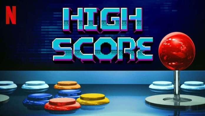 high score netflix serie tv videogames videogiochi
