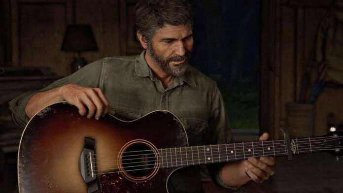 the last of us part 2 joel realismo canzone Through the Valley ellie ps4 ps4 esclusiva sony naughty dog neil druckmann Future Days PlayStation 4