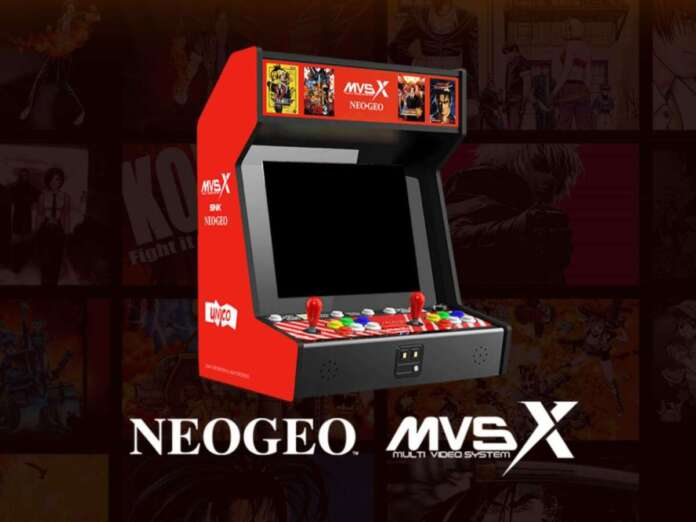 neo-geo mvsx