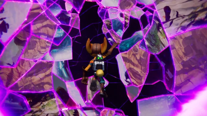 ratchet & clank rift apart insomniac games sony ps5 playstation 5 next-gen ssd