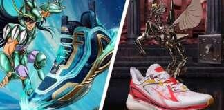 saint seiya cavalieri dello zodiaco sneakers scarpe da tennis marketing