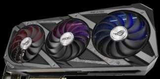 ASUS ROG Strix RTX 3080
