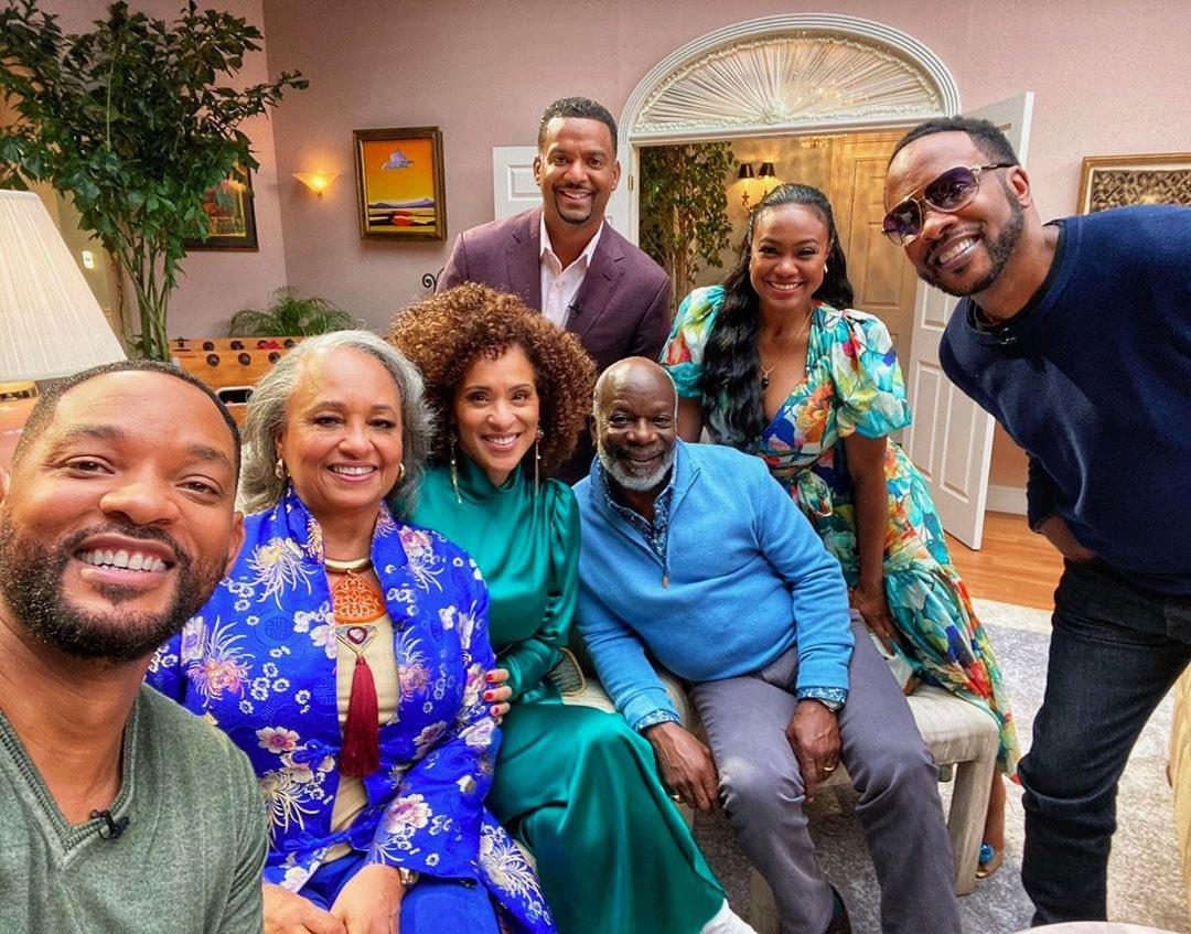 Willy bel air cast reunion
