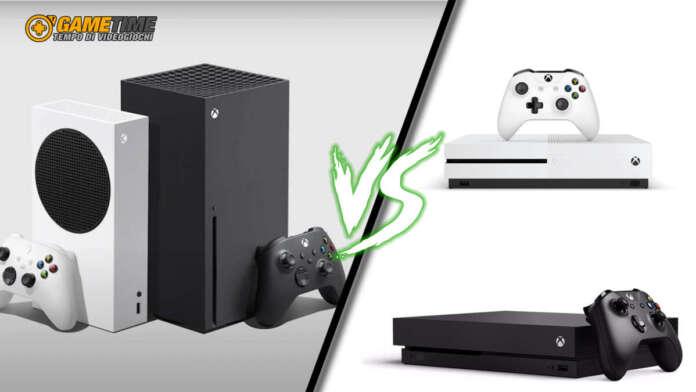 Xbox Series X Series S One X One S