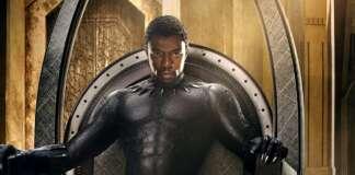 black panther chadwick boseman marvel cinematic universe