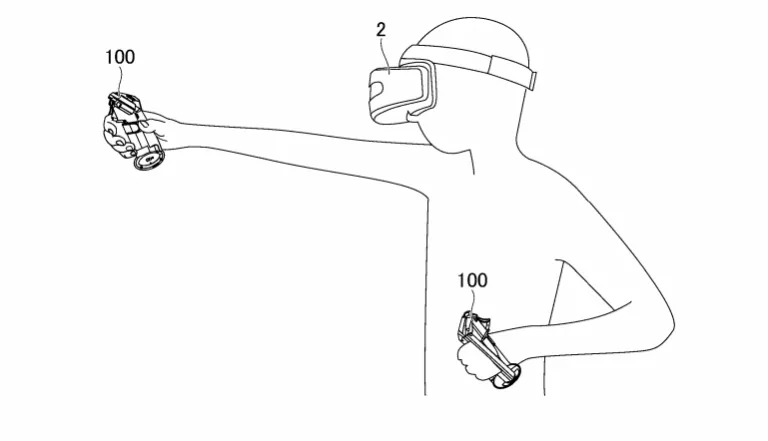 PlayStation VR Motion Controller