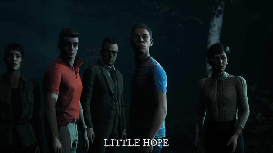 The Dark Pictures Anthology: Little Hope 1