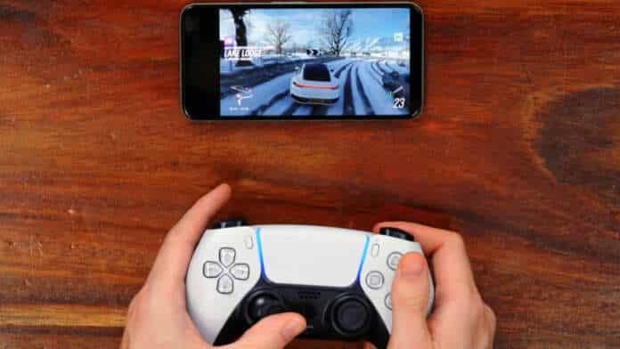 DualSense Forza Horizon 4 PlayStation 5 xCloud