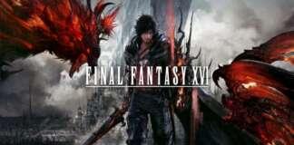 Final Fantasy 16 cover