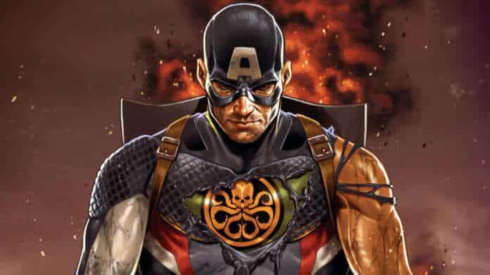 Marvel Captain America Hydra