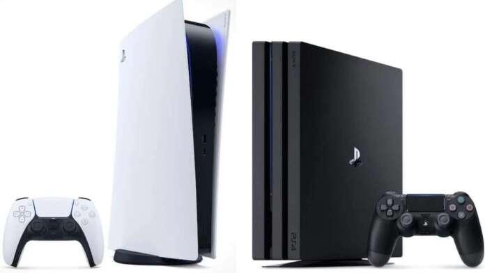 PlayStation 4 PlayStation 5