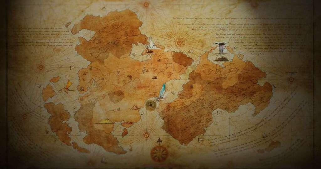 final fantasy 16 mappa mondo world map