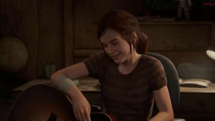 the last of us part 2 naughty dog ellie