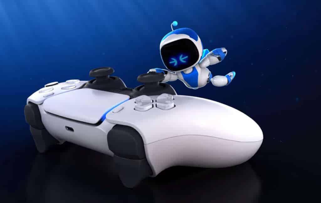 PS5 controller DualSense Astro's Playroom