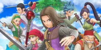 Dragon Quest XI S Definitive Edition PS4 xbox one pc playstation 4