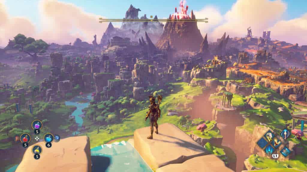 Immortals: Fenyx Rising - Recensione (PS4): Zelda, God of War o semplicemente Immortals?