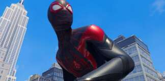 Marvel's Spider-Man Miles Morales PS5 ray tracing costume