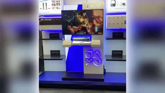 PlayStation 5 postazioni demo