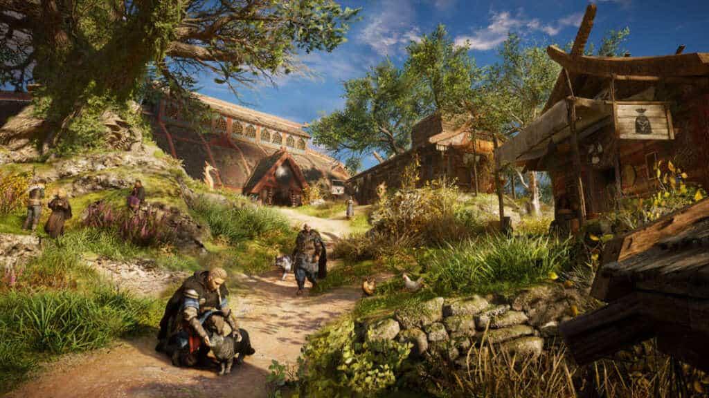 Assassins Creed Valhalla 5