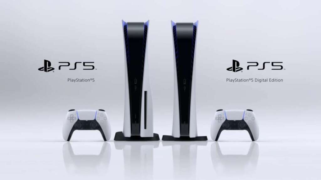 PS5 standard e PS5 digital a confronto