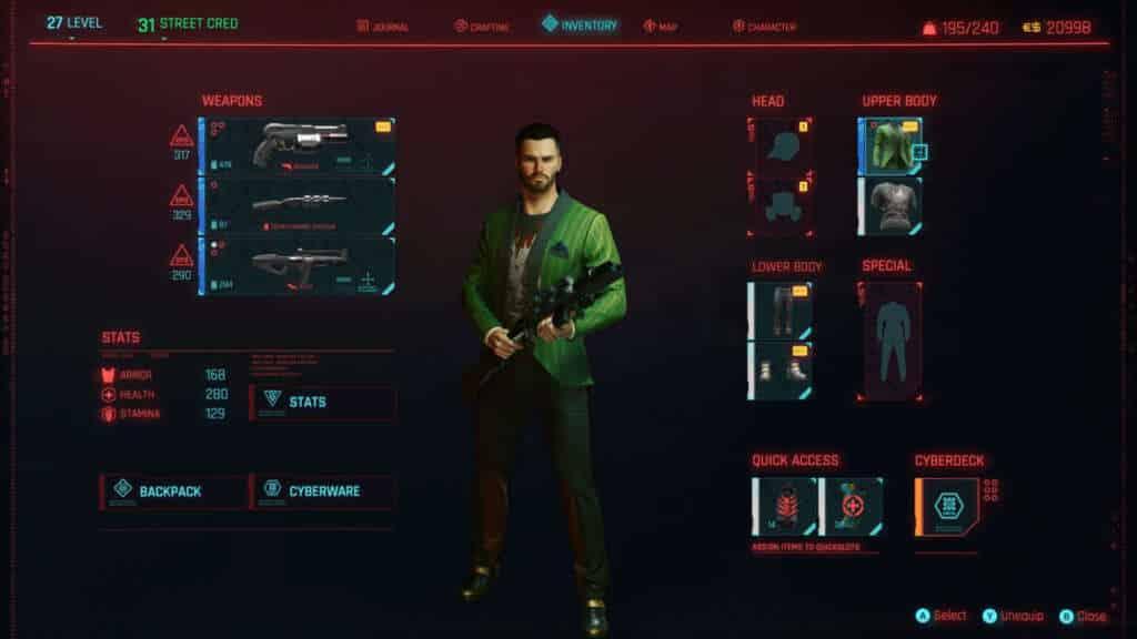 Cyberpunk 2077 3