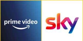 Amazon Prime Video - Sky