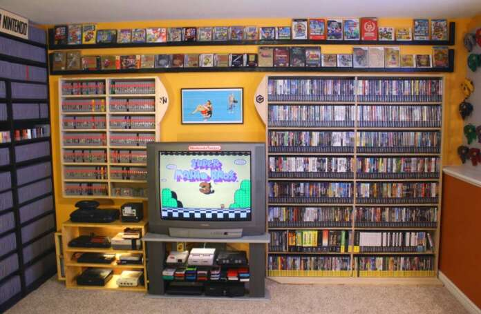 Retrogame Collection