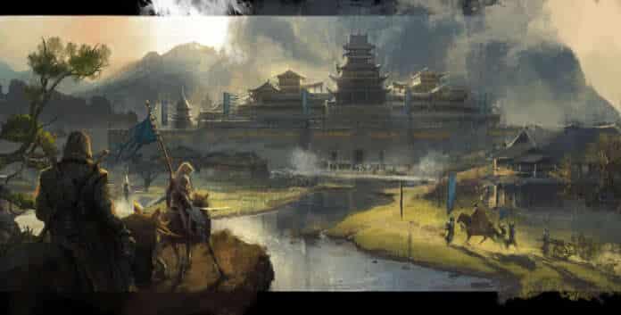 assassin's creed china fan art