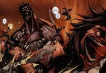 Attack on Avengers l'attacco dei giganti marvel